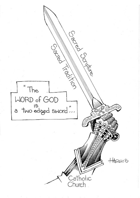 a double edged sword cuts both ways Hebrews 4:12 new international version (niv) 12 for the word of god is alive and active sharper than any double-edged sword, it penetrates even to dividing soul and spirit, joints and marrow it judges the thoughts and attitudes of the heart.