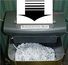 suggestion-box-shredder