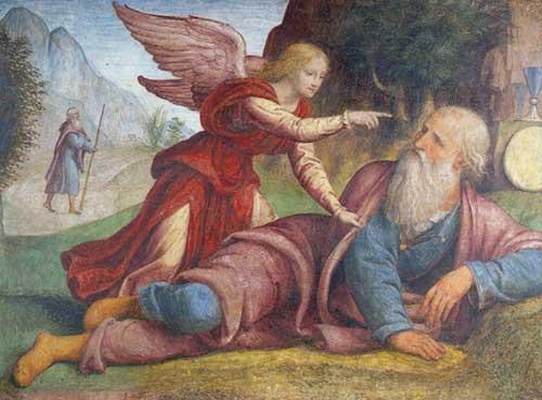 Angel Food Cake Paintings