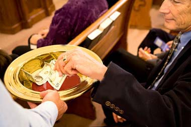 Tithing | Restless Pilgrim