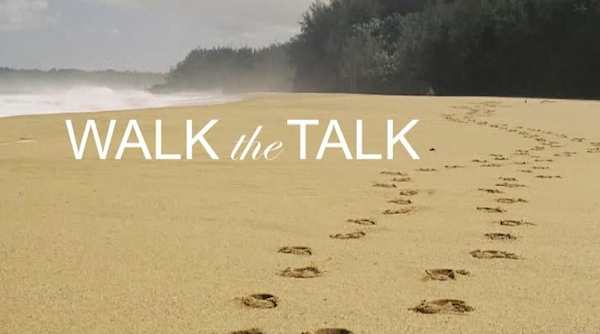 Wise Words on Wednesday: Walk the talk | Restless Pilgrim