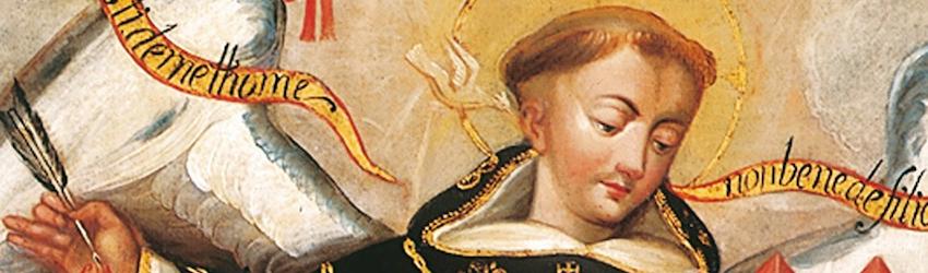 saint thomas aquinas the life of a saint
