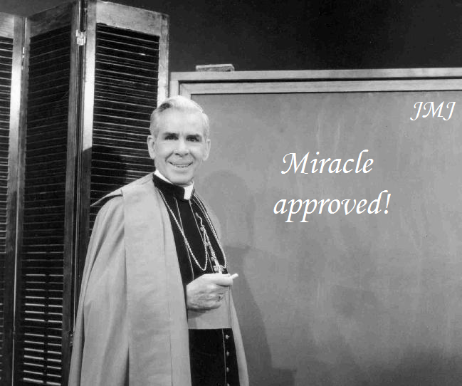 Miracle approved
