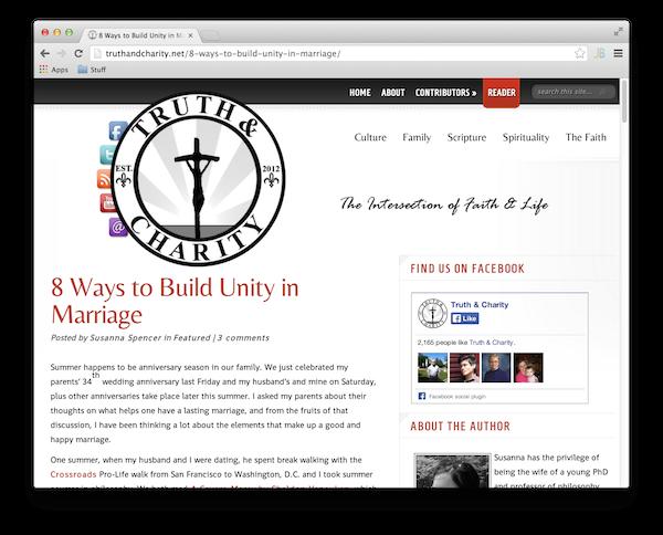 unity in marriage restless pilgrim