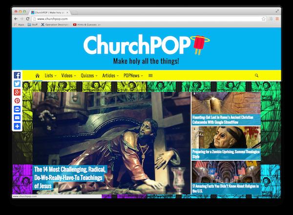 ChurchPOP
