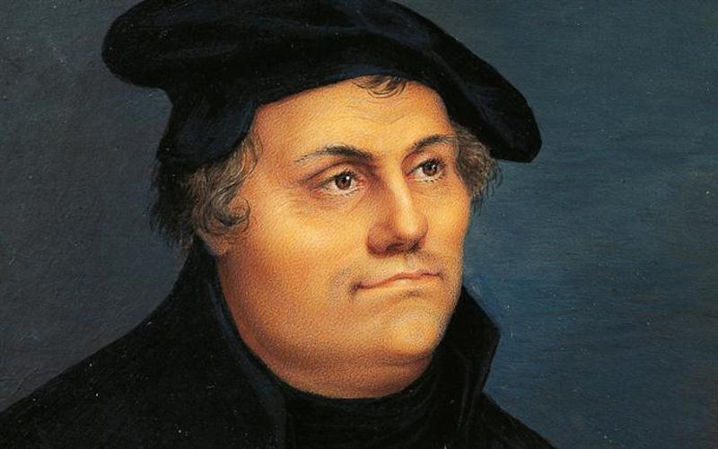Мартин лютер курсовая работа 4216