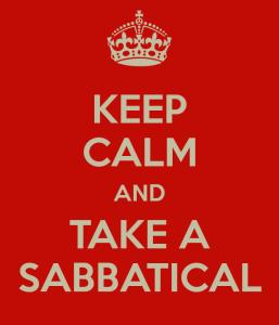Dating sabbatical