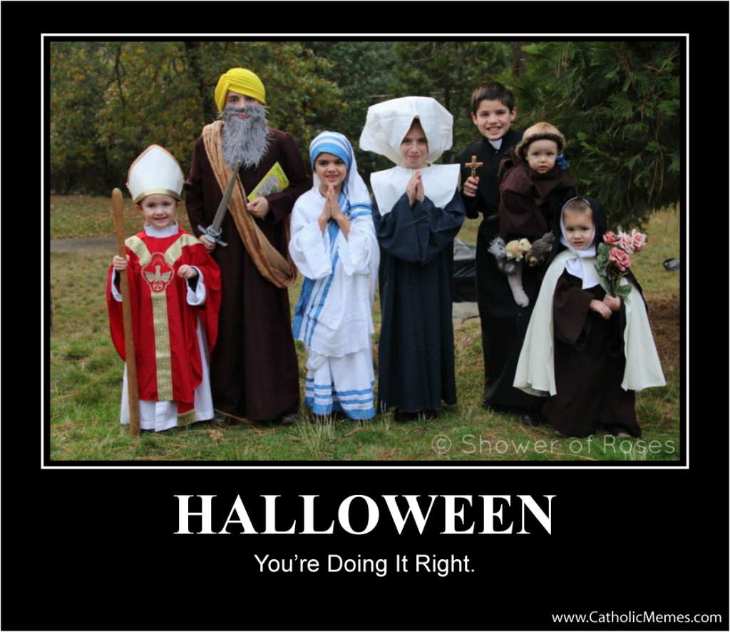 Friday Frivolity: Halloween - Restless Pilgrim