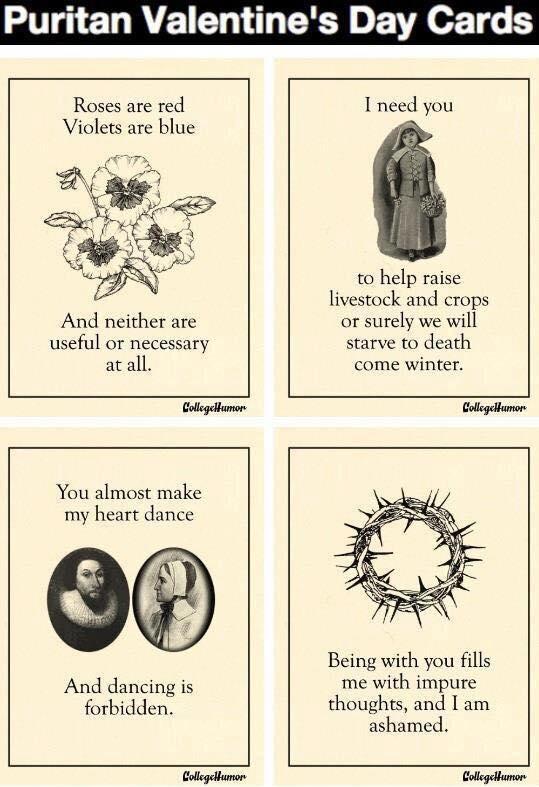 Puritan Cards
