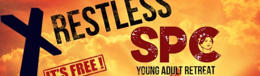 Restless Banner